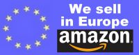 We sell in Europe by AMAZON